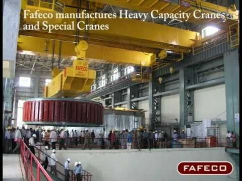 Aluminium Industry Cranes FAFECO Furnace & Foundry Equipment Co.