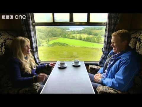 A train journey to 'Hogwarts' - Secret Britain: Series 2 Episode 3 - BBC One