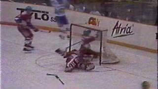 Finland vs. Czechoslovakia [Canada Cup 1991]