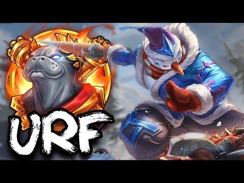 League of Legends: U.R.F. Master Yi thumbnail