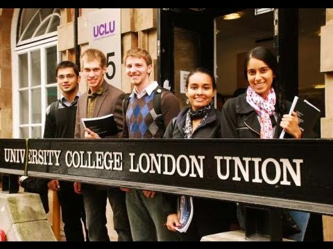 University College London 2017