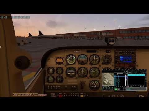 X-Plane 11, Pilot2ATC