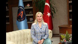 Rektörümüz Prof. Dr. Özlenen Özkan'ın 1. Yıl Dönümü Mesajı