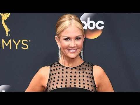 Nancy O'Dell reacts to Trump's lewd comments ab...