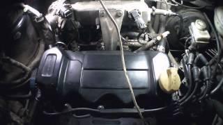 перший запуск двигуна після капітального ремонту