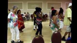 GHETTO CHA CHA SOUL LINE DANCE AT J & J UAU