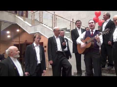 Клип хор - Песня о Щорсе