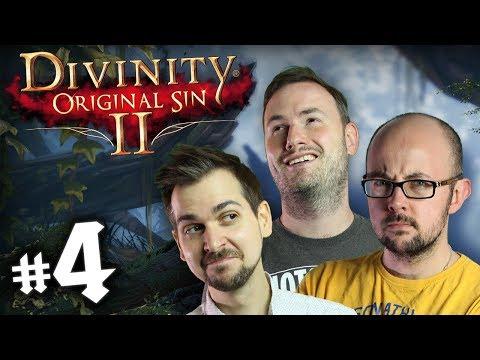 Divinity: Original Sin 2 #4 - Teleporting Crocs