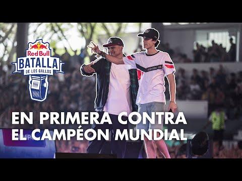 ACZINO vs JAZE: Octavos - Final Internacional 2018  | Red Bull Batalla de los Gallos