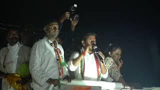 Revanthreddy Election Campagin in Ravulapally village, Kodangal Mandal