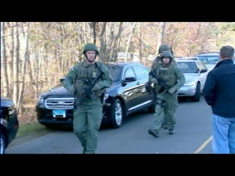 Newtown, Connecticut School Shooting: 12+ Confirmed Dead at Sandy Hook Elementary