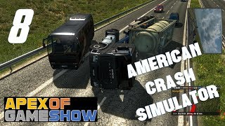 AMERICAN CRASH SIMULATOR | Apex of Game Show, Episode 8