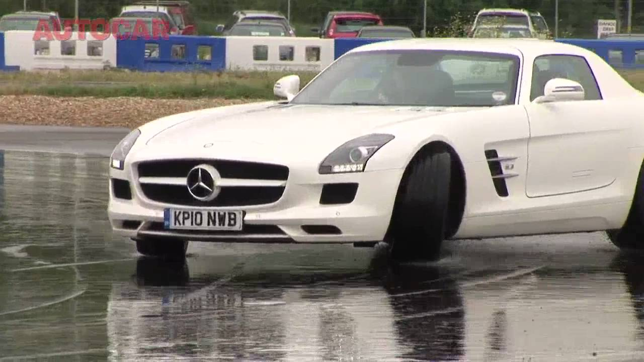 Meet the Ancestors - Mercedes-Benz SLS