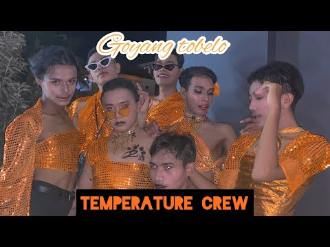LOMBA SENAM KREASI    GOYANG TOBELO - HUT Ke-19 KOTA TERNATE (Juara 1 Temperature Crew)