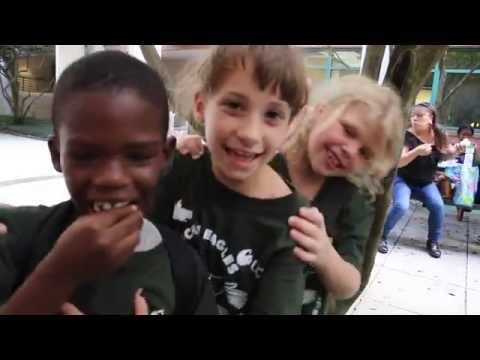 Lacoochee Elementary students visit USF