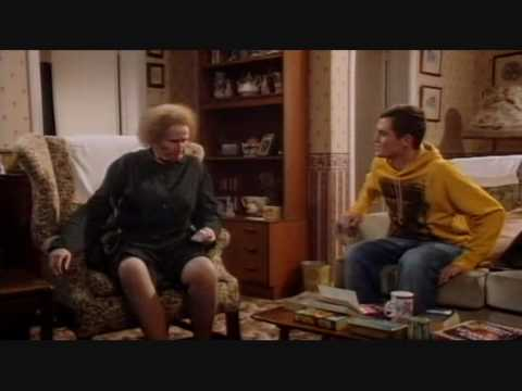 Catherine Tate - Nan - Leave It To The Cats Home