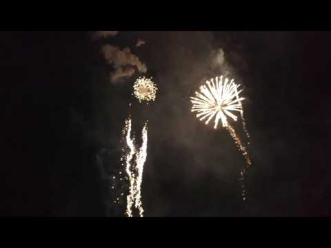 Nebraska/Iowa best firework show ever