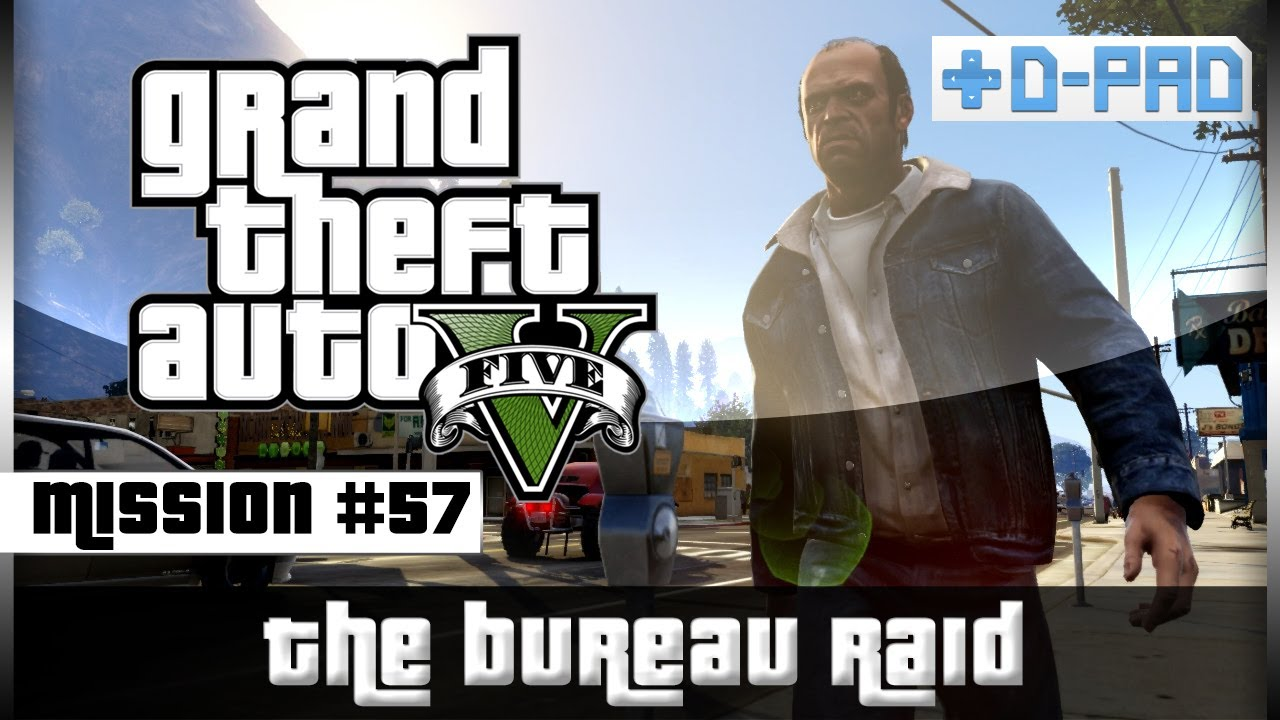 the bureau raid fire crew option walkthrough mission 57 gta 5 youtube. Black Bedroom Furniture Sets. Home Design Ideas