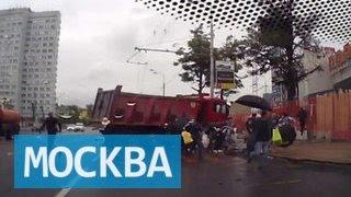 видео Аренда самосвалов Татра-815 в Москве