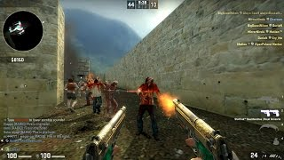 CS:GO - Zombie Escape Mod - Map: ze_aztecnoob_p2