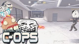 Critical Ops: Troll and Funny Moments BR #1