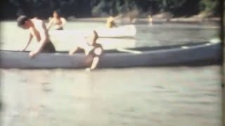 Pierce 8mm Home Movies - H. Roe Bartle Scout Reservation 1969 - Reel 29 (Pt 2)