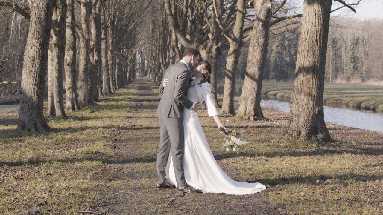 Bruiloft | Daan & Laura op het prachtige Chateau Marquette.