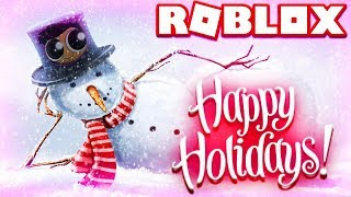 HAPPY HOLIDAYS BUDDIES - (Roblox Channel With No Swears)