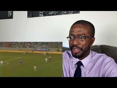 Jay Jay Okocha Skills REACTION