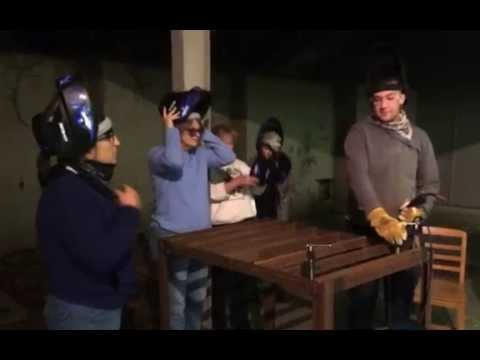 Arrowmont School of Arts & Crafts: Introduction to Welding 2015