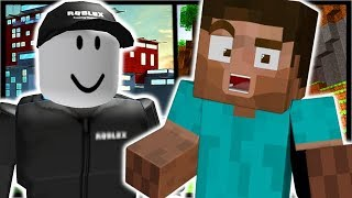 ROBLOX GUEST vs MINECRAFT STEVE | Crazy Roblox Would You Rather