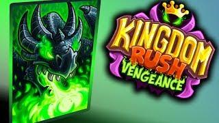 BERESAD BLACK DRAGON - Kingdom Rush Vengenance #2