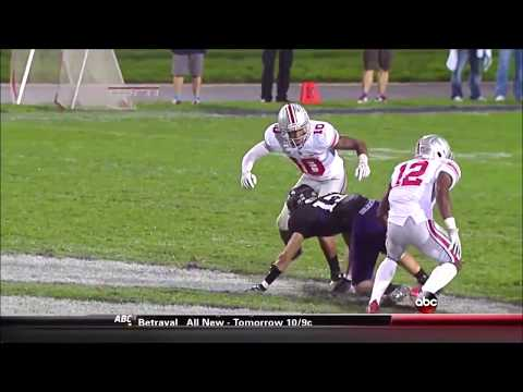 Ohio State @ Northwestern 2013