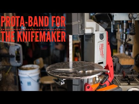 Tool Time Tuesday - Portable Bandsaw for Metal Fabrication