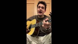 "John Mayer - ""I Guess I Just Feel Like"" - Dedication to My Cancer Battle"