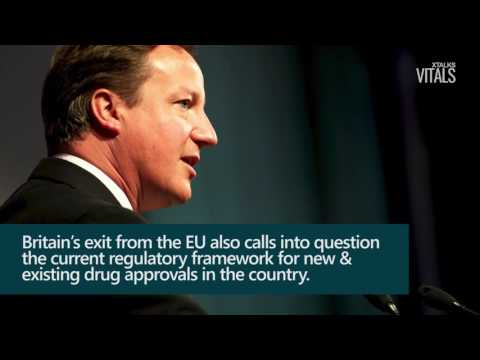 What Brexit Means for UK Pharmaceutical Industry