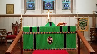 21st Sunday after Pentecost at Emmanuel, October 17, 2021