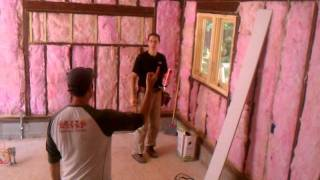 Behind the scenes of a Fine Homebuilding video sho