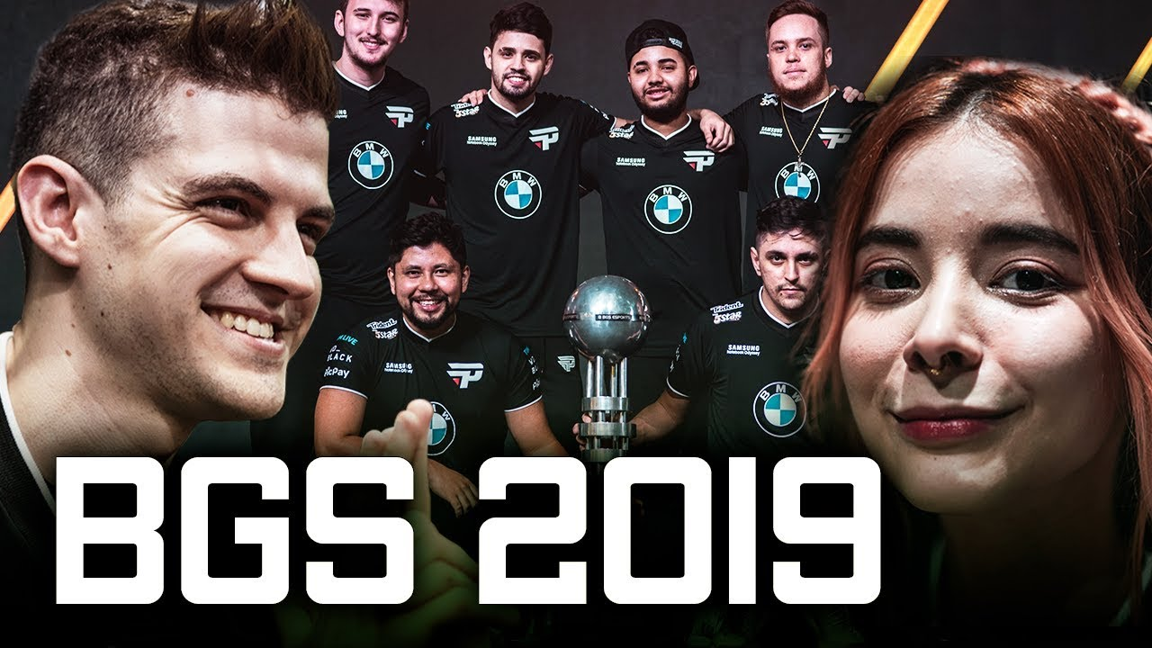 AFTERMOVIE: PAIN GAMING NA BRASIL GAME SHOW 2019