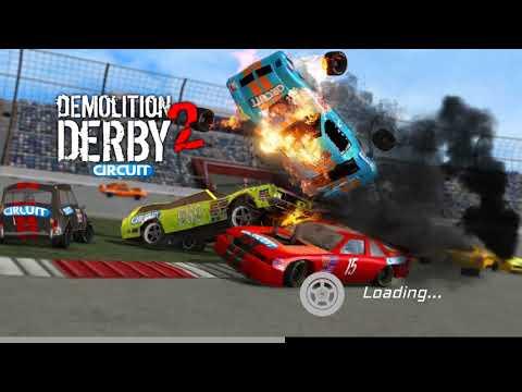 Demolition Derby 2 Banger Racing - Speedway Track - Best Android Gameplay HD
