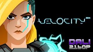 Velocity 2X PC UltraHD 4K Gameplay 60fps 2160p