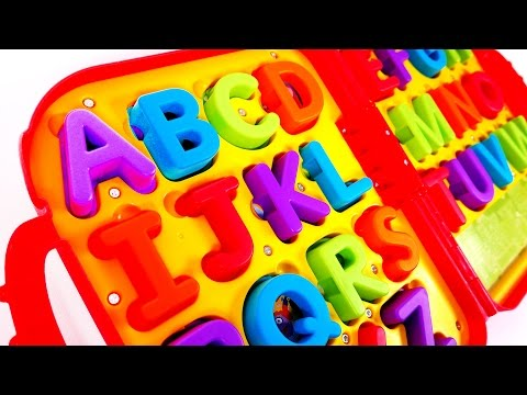 Thumbnail: Learn ABC Song Nursery Rhymes for Children Learn Colors