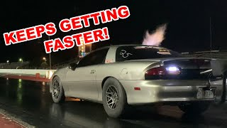 Test & Tune With The 2JZ Camaro! (Huge News)