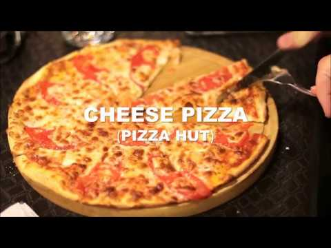 Cheese Pizza (Pizza Hut) | How Many Calories Are You Really Eating?