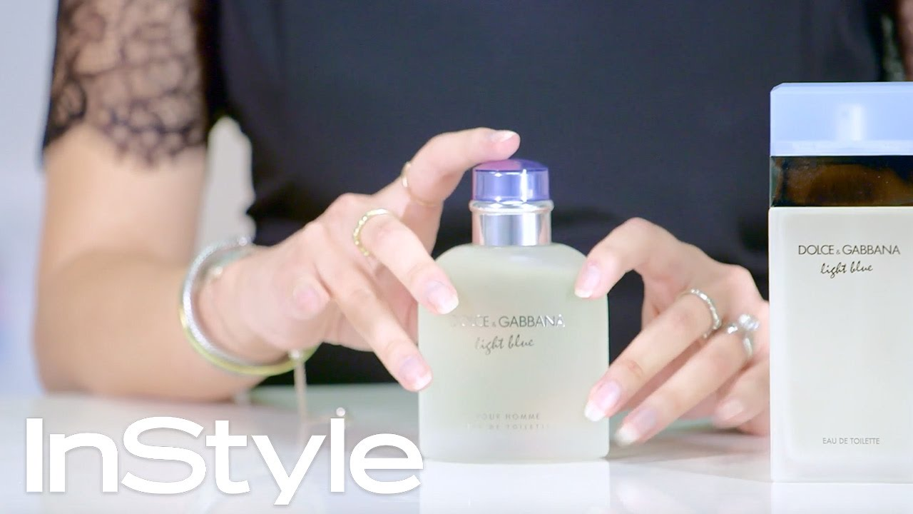 Marvelous Product Review| Dolce U0026 Gabbana Light Blue Fragrance Review | InStyle Pictures