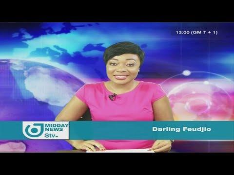 STV MIDDAY NEWS 01:00 PM - Thursday 29th...