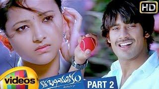 Kotha Bangaru Lokam Telugu Full Movie | Varun Sandesh | Swetha Basu Prasad | Part 2