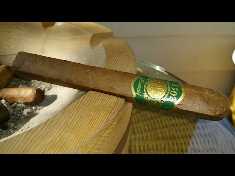 1502 Emerald Cigar Review