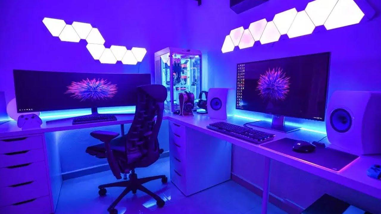 Das perfekte Gaming Zimmer – Einrichten, Ideen und Zubehör