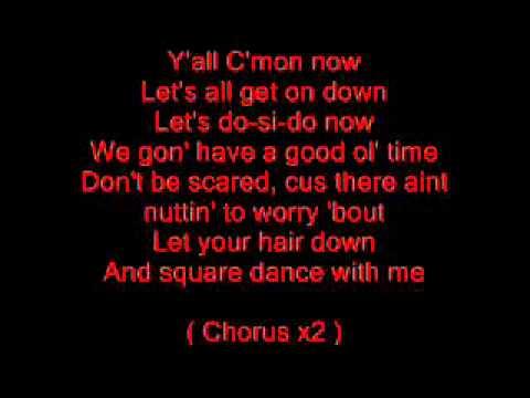 Eminem Square Dance Lyrics